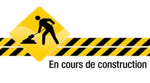 en coursde construction